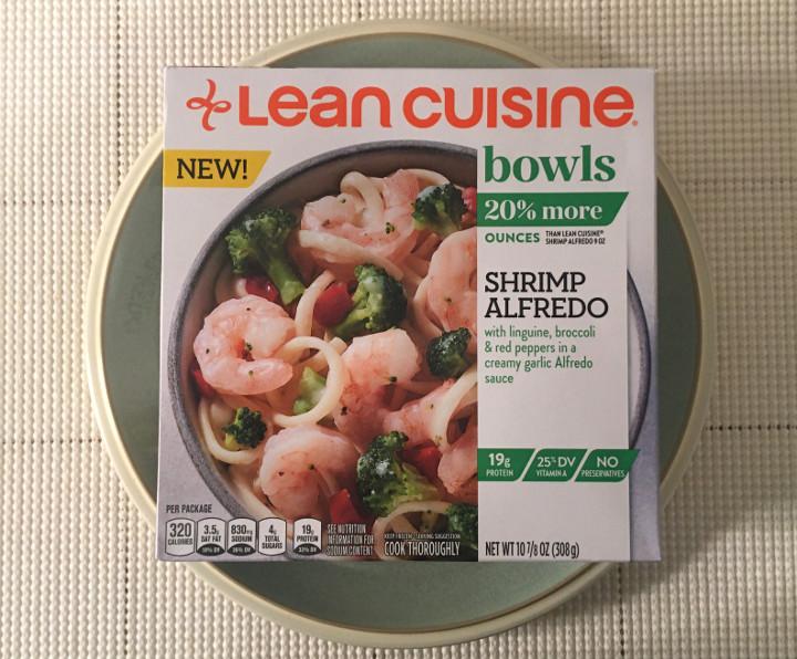 Lean Cuisine Shrimp Alfredo