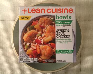 Lean Cuisine Sweet & Sour Chicken Bowl (20% More)