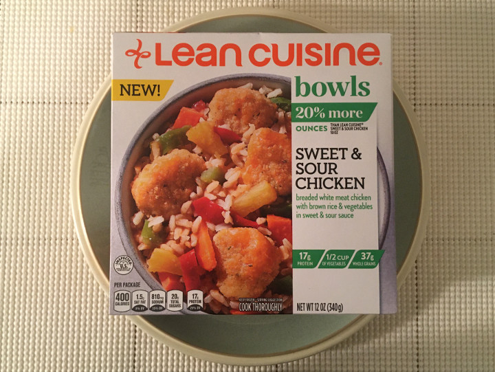 Lean Cuisine Sweet & Sour Chicken Bowl (20% More)