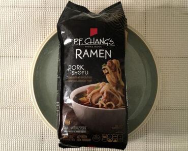 PF Chang's Pork Shoryu Ramen