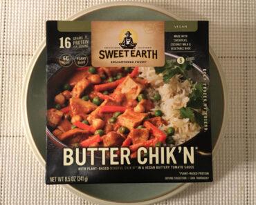 Sweet Earth Butter Chik'n
