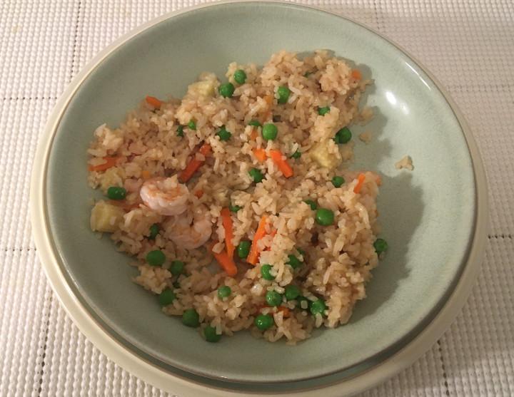 Tai Pei Shrimp Fried Rice