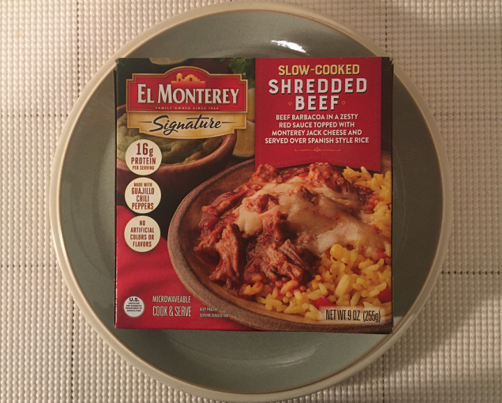 El Monterey Slow-Cooked Shredded Beef