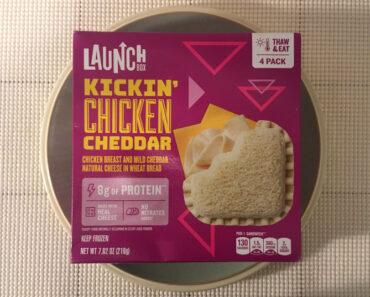 LunchBox Kickin' Chicken Cheddar Sandwiches