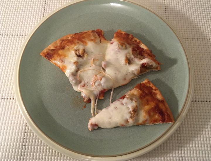 Lotzza Motzza Micro Brew Sausage Pizza