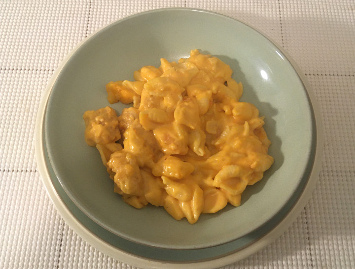 Stouffer's Family Size Fried Chicken Macaroni & Cheese