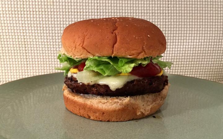 Trader Joe's Uncooked Ground Buffalo Burgers