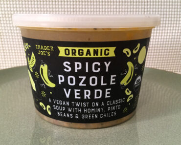Trader Joe's Spicy Pozole Verde