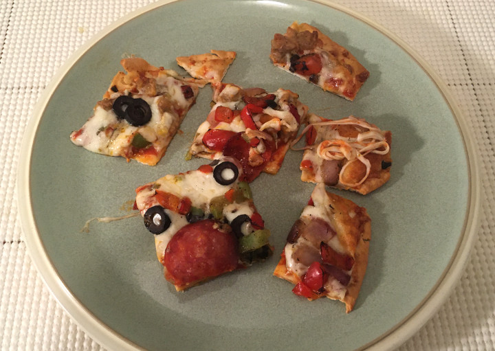 Bellatoria Ultimate Supreme Ultra Thin Crust Pizza
