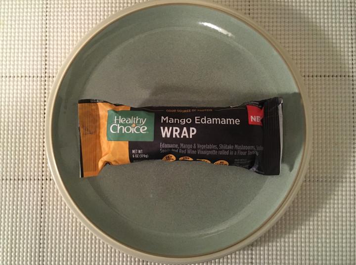 Healthy Choice Mango Edamame Wrap