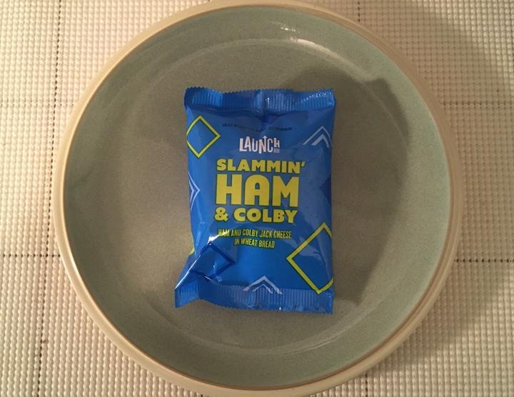 LaunchBox Slammin' Ham & Colby Sandwiches