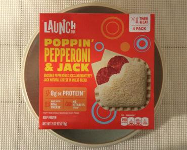 LaunchBox Poppin' Pepperoni & Jack Sandwiches