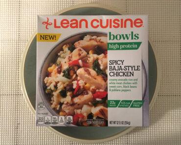 Lean Cuisine Spicy Baja-Style Chicken Bowl