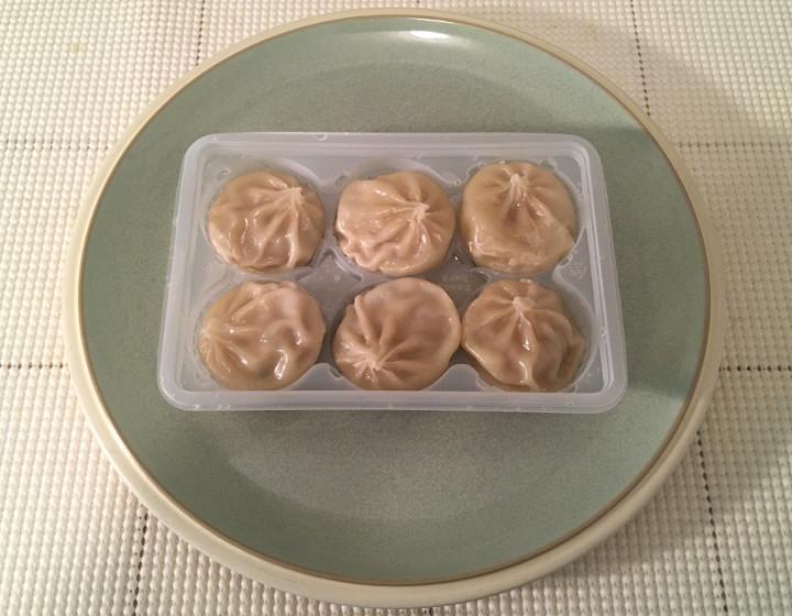 Trader Joe's Steamed Pork & Ginger Soup Dumplings