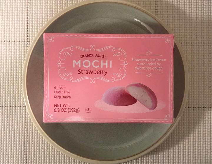 Trader Joe's Strawberry Mochi