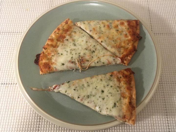 Bellatoria Ultimate 5 Cheese Ultra Thin Crust Pizza