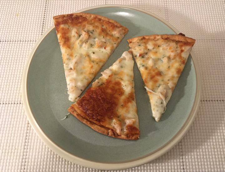Bellatoria Garlic Chicken Alfredo Ultra Thin Crust Pizza