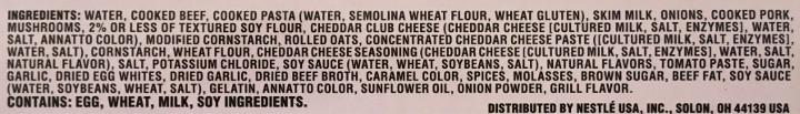 Lean Cuisine Features Salisbury Steak with Macaroni & Cheese