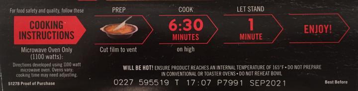Life Cuisine High Protein Lifestyle Chicken Enchilada Bowl