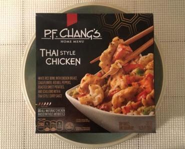 PF Chang's Home Menu Thai Style Chicken