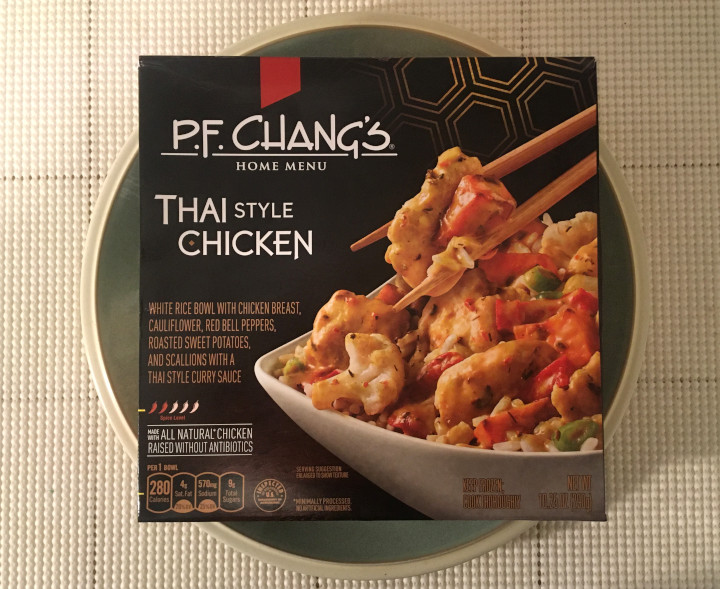 PF Chang's Home Menu Thai Style Chicken