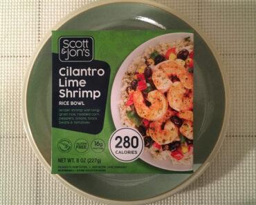 Scott & Jon's Cilantro Lime Shrimp Rice Bowl