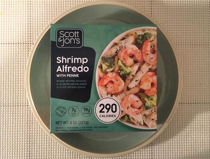 Scott & Jon's Shrimp Alfredo with Penne