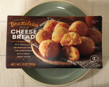 Trader Joe's Brazilian Style Cheese Bread