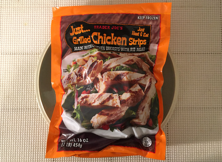 Trader Joe's Just... Grilled Chicken Strips