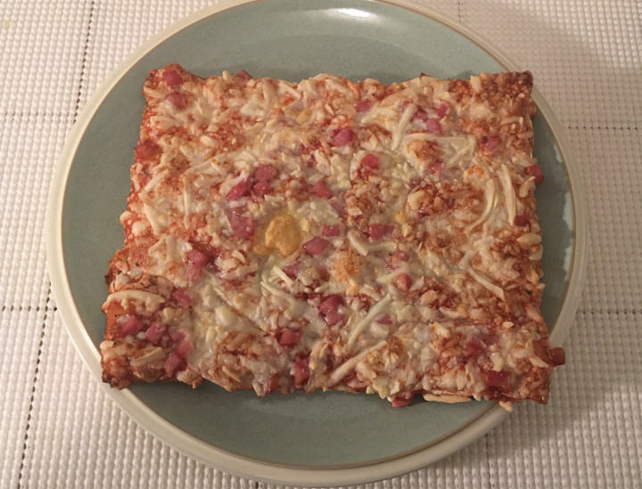 Totino's Canadian Bacon & Ground Pork Party Pizza