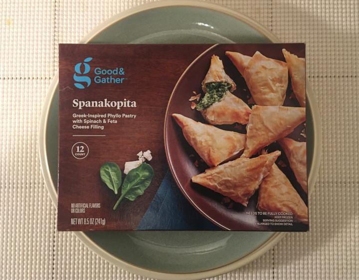 Good & Gather Spanakopita