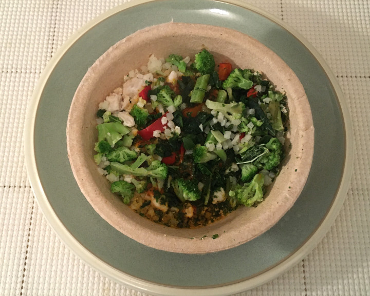 Healthy Choice Chicken Marinara Power Bowl