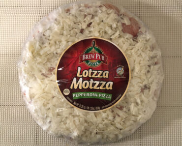 Lotzza Motzza Pepperoni Pizza