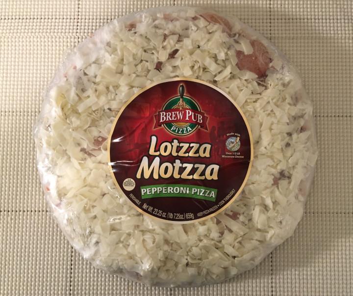 Lotzza Motzza Pepperoni Pizza