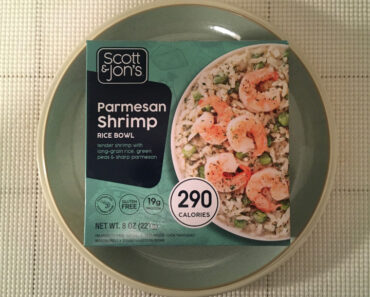 Scott & Jon's Parmesan Shrimp Rice Bowl