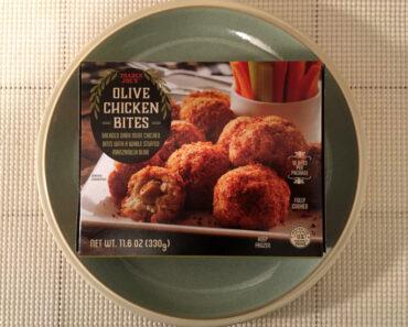 Trader Joe's Olive Chicken Bites