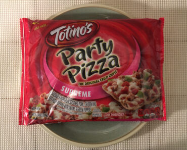 Totino's Supreme Party Pizza Review