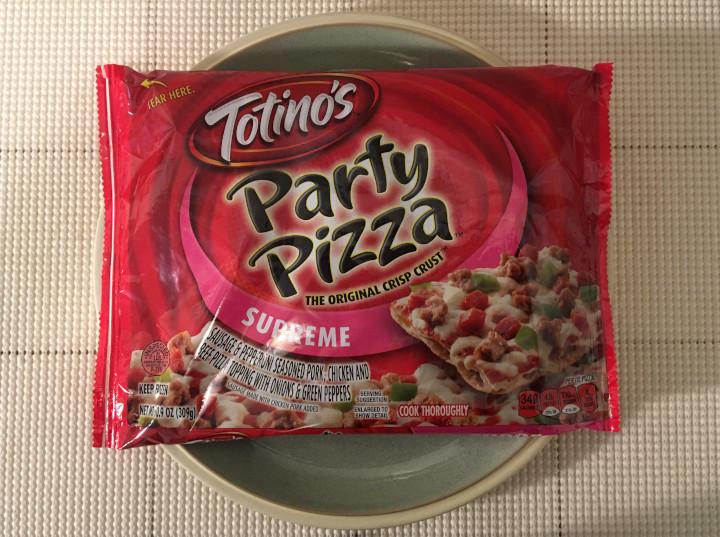 Totino's Supreme Party Pizza