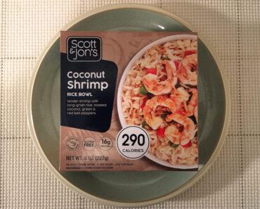 Scott & Jon's Coconut Shrimp Rice Bowl