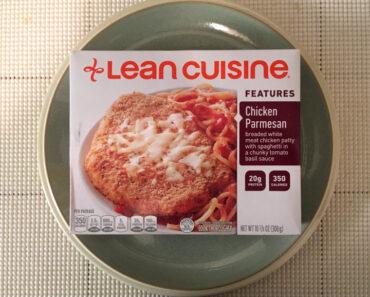 Lean Cuisine Features Chicken Parmesan