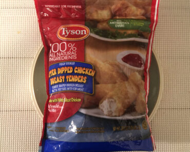 Tyson Batter Dipped Chicken Breast Tenders