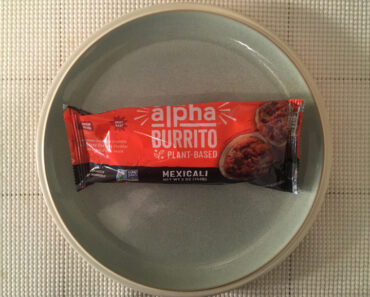 Alpha Burrito Plant-Based Mexicali
