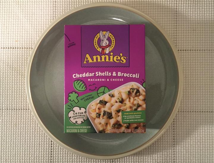 Annie's Cheddar Shells & Broccoli Macaroni & Cheese