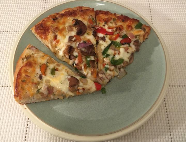 Bellatoria Margherita Deluxe Pan Pizza