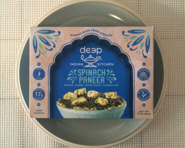 Deep Indian Kitchen Spinach Paneer