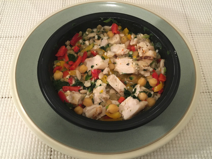 Life Cuisine High Protein Lifestyle Greek Style Chicken Bowl