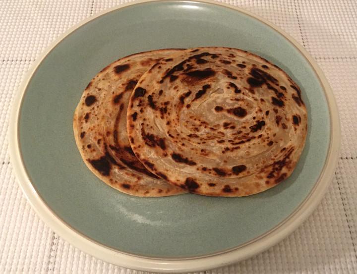Trader Joe's Malabari Paratha Authentic Indian Bread