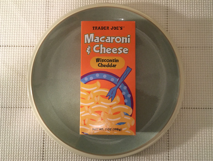 Trader Joe's Wisconsin Cheddar Macaroni & Cheese
