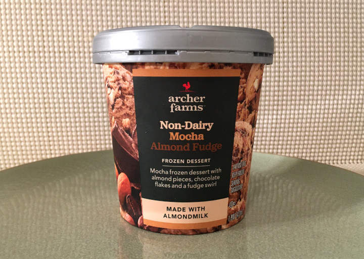 Archer Farms Non-Dairy Mocha Almond Fudge Frozen Dessert