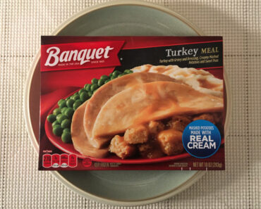 Banquet Turkey Meal